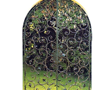 Wrought Iron Door&Gate