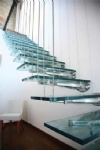 Steel Glass Staircase
